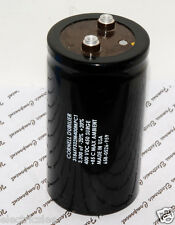 1pcs - CDE 3300uF 400V 3186 Screw Terminal Capacitor - 3186FF332M400MPC1