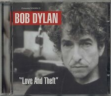 BOB DYLAN : LOVE AND THEFT  -  CD 2001