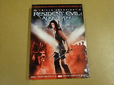 2-DISC SPECIAL EDITION DVD / RESIDENT EVIL : APOCALYPSE ( MILLA JOVOVICH )