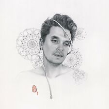 JOHN MAYER THE SEARCH FOR EVERYTHING CD - NEW RELEASE APRIL 2017