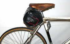 saddlebag large underseat bag seat bag bicycle saddle Vintage Bike NOS x 3