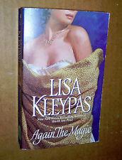 Again the Magic! Lisa Kleypas! Historical Romance! SC! VG Cond! A+NR!
