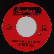 THE AMBOY DUKES: Journey to the Center of the Mind MAINSTREAM Psych 45 Rare