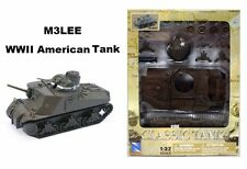 NEWRAY New Ray Toys 1:32 CLASSIC TANK MODEL KIT - M3LEE WWII American Tank