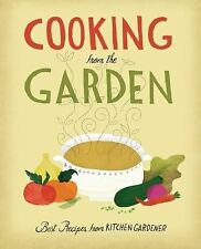 Ruth Lively - Cooking From The Garden (2013) - Used - Trade Cloth (Hardcove