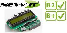 Piface de control y visualización 2-completamente ensamblado para la Raspberry Pi B + B Plus)