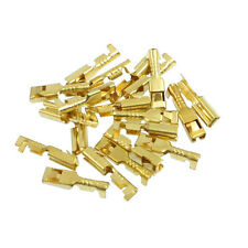 Hot Sale!20 Pcs Female Spade Cable Wire Terminals for 2.8mm Connectors SG