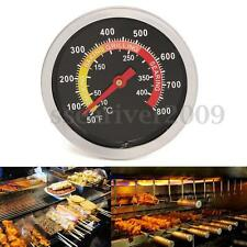 50-400℃ Barbecue BBQ Smoker Grill Thermometer Temperature Controller Gauge