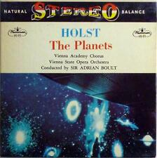 Holst: The Planets~Sir Adrian Boult 4 Track Stereo Reel-to-Reel Tape~Westminster