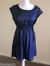 Vestido para mujer por Angeleye, tamaño M/L (12-14), Corto, Azul/brillante, NUEVO