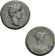 Antoninus Pius Seleukeia Kalykadnos Kilikien Bronze Athena SNG v. Aul. 5821