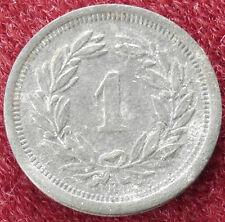 Switzerland 1 Rappen 1945 (C0909)