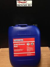 20 LTR QUANTUM VW CONCENTRATED RED LONGLIFE (5yr) ANTIFREEZE - 20 LITRE 20L