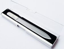 TOP QUALITY Medium Size GLASS NAIL FILE DISPLAY CASE (File NOT included)