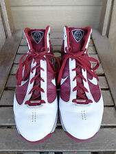 Nike Hyperize Flywire Red/White Basketball Shoes Men's 8.5  367181-113