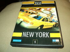 "DVD ""TAXI DRIVERS, VOLUME 1 - NEW-YORK"" documentaire de Pierre BROUWERS"