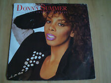 "DONNA SUMMER - THIS TIME I KNOW IT'S FOR REAL [WARNER 7"")"
