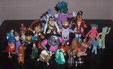 Random Figure Lot 80's90's00's Disney Don Bluth Gumby Pirates Loose Gently Used