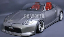 1/10 RC Car Body Shell NISSAN 350Z 370 ROADSTER Z34 Drift  BODY W/Interior