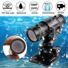Full HD 1080P Mini Waterproof Car Bike Action Sport Recorder Camera DVR Video