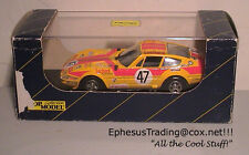 Top Model Ferrari 365GTB/4 365 GTB Daytona Coupe Luchard #47 Yellow 1/43 MINT!