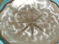 Decortive 3 leg WMF-IKORA # 470-64B9  candy dish tray star