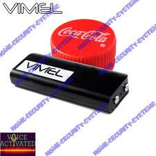 Voice Recorder Listening Device Vimel Audio Sound Voice Activated No Spy Hidden