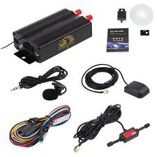 Vehicle Car GPS SMS GPRS Tracker Real Time Tracking Device Syatem TK103B C