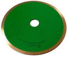 """6"""", 150mm diamant lame, disque pour humide de différents types de verre"""