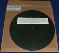 SRM/TECH SILICONE TURNTABLE PLATTER MAT