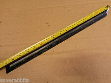 VW SCIROCCO MK2 81-92 LEFT PASSENGER SIDE FRONT WING FRONT MOLDING TRIM STRIP