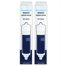2 x Samsung Magic Filter, A Fridge Water Filter EF-9603, WSF-100 Compatible