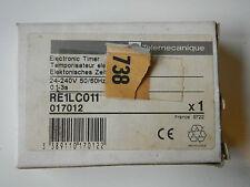 Telemecanique tipo: re1-lc011 electronic timer/elettronico Tempo Relè Nuovo/Scatola Originale