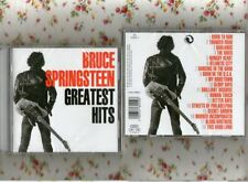 "Born To Run: New sealed ""Best of BRUCE SPRINGSTEEN"": Greatest Hits CD+The River"