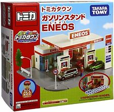 Tomica Tomica Town ENEOS gas station Japan