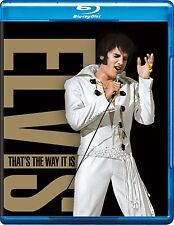 NEW! ELVIS PRESLEY THAT'S THE WAY IT IS BLU-RAY UK COMPATIBLE Blue