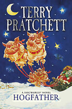 Hogfather: A Discworld Novel,ACCEPTABLE Book