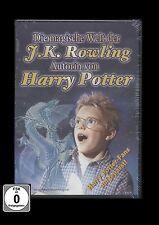 DVD MAGISCHE WELT DER J.K.ROWLING - AUTORIN von HARRY POTTER *** NEU ***