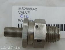 New Cessna Valve MS28889-2