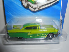 Hot Wheels 2010 Hot Auction '56 Merc (Green) #163