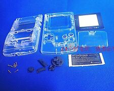 Transparent Replacement Housing Shell Case Parts for Nintendo GBC Gameboy Color