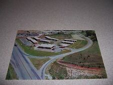 1950s FURNITURE CITY MOTEL & RESTAURANT HIGH POINT NC. VTG POSTCARD