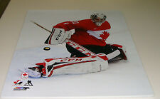 Team Canada Carey Price Ice 16x20 Photo 2014 NHL Hockey Winter Olympics Gold