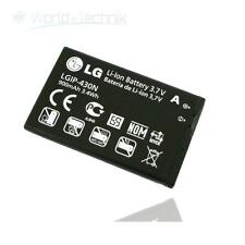 ORIGINALE batteria per LG GM360, GS290 Biscotto Fresco LGIP-430N 900mAh