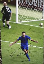 Fabio Grosso signed Image A 12x8 photo UACC registered dealer