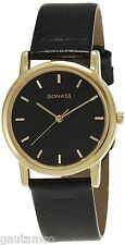 Sonata Men's Analog Wrist Watch - 7987yl03 men wrist watch