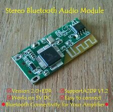 BTM DC 5V Wireless Stereo Bluetooth Music Audio Receiver Decoder Module Board