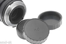 Olympus OM fit Rear Lens Dust Cap Cover -Camera Lenses - Olympus OM SLR Lenses