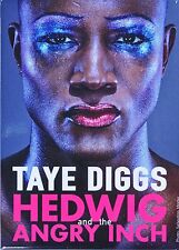 HEDWIG THE ANGRY INCH BROADWAY SOUVENIR MAGNET - NEIL PATRICK HARRIS