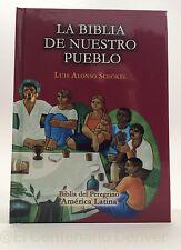La Biblia de Nuestro Pueblo-Biblia del Peregrino-America Latina 2015- Bolsillo